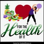 For the health of it logo