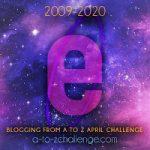 Blogging A-Z: Exercise