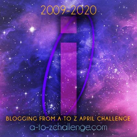 Blogging A-Z I
